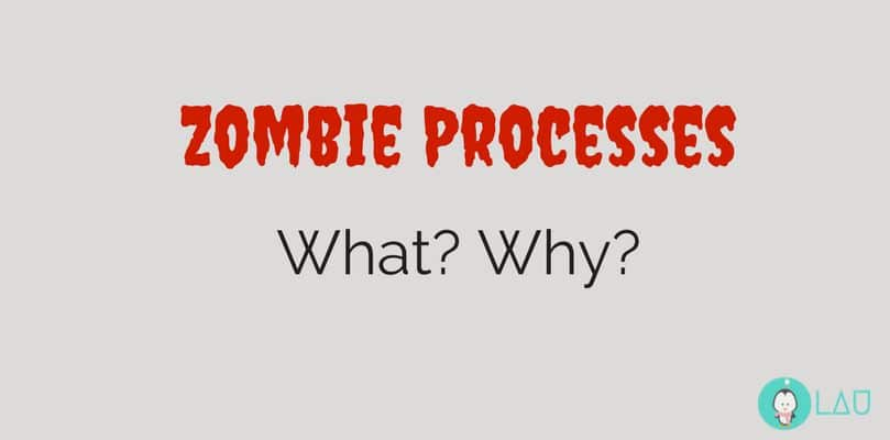 zombie processes in linux