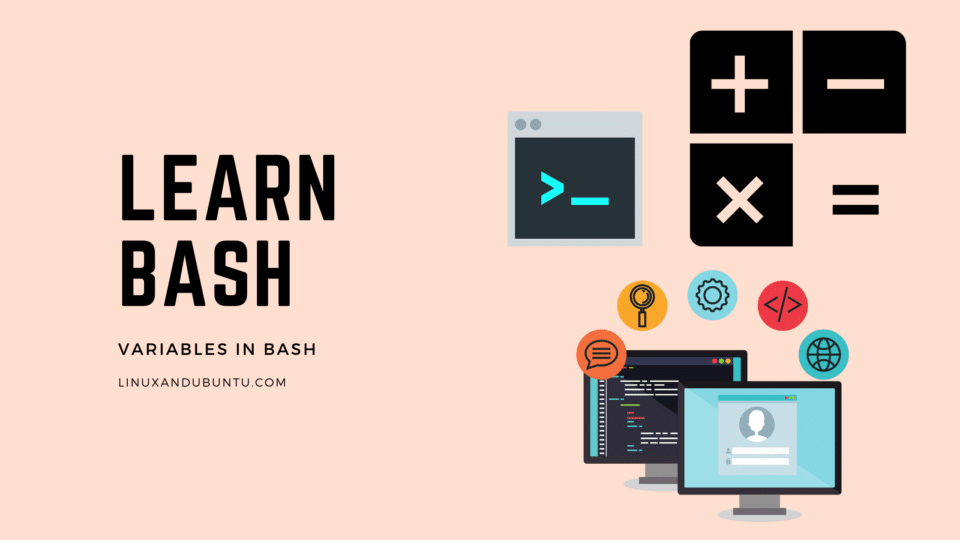Variables in BASH