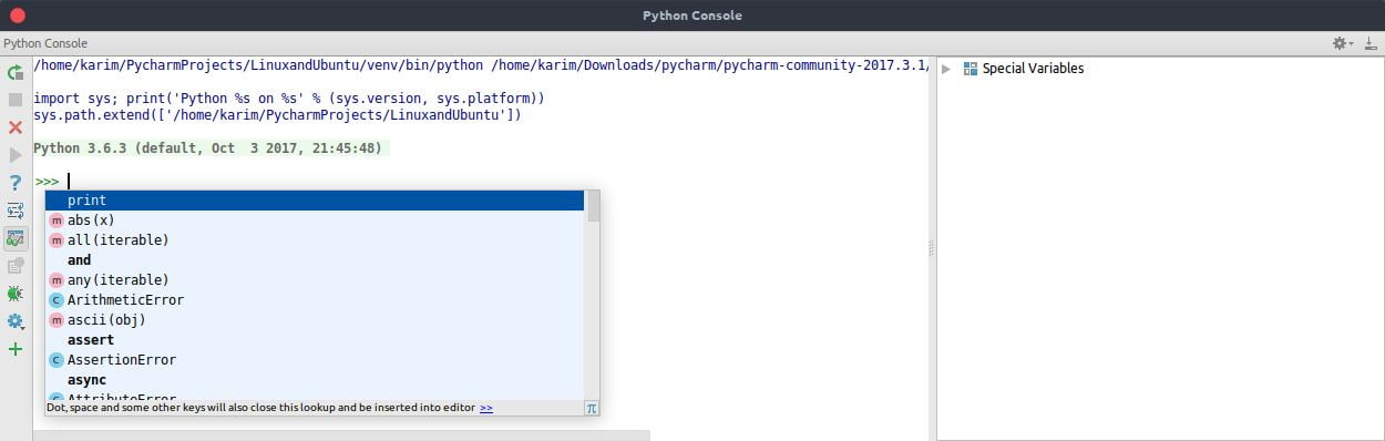 PyCharm - Python IDE Full Review - LinuxAndUbuntu