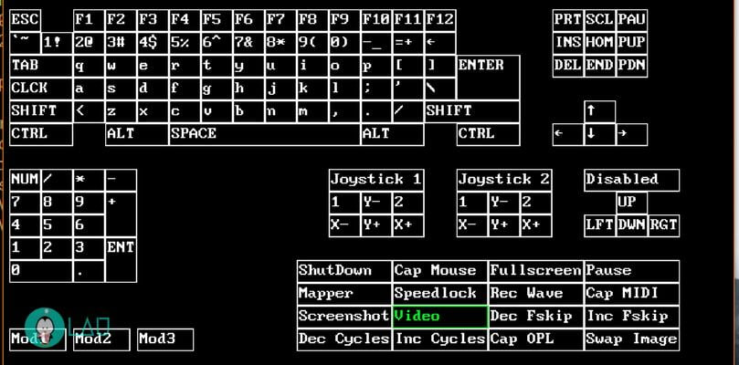 DOSBox Part 1: Introduction, Startup Scripts and The