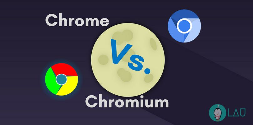 Google Chrome Vs  Chromium - LinuxAndUbuntu