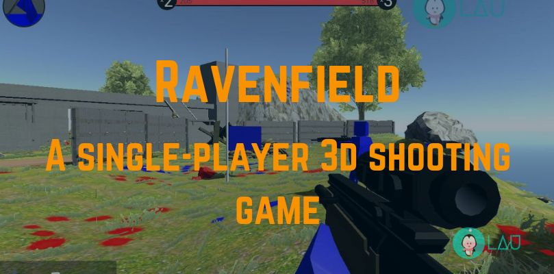 Ravenfield A Single Player 3D Shooting Game
