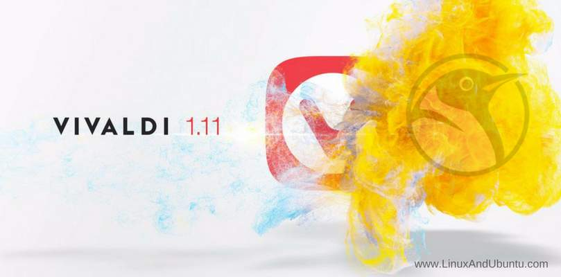 Vivaldi Continues To Build Amazing Features With Vivaldi 1.11