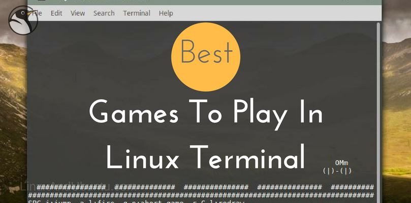 best games to play in linux terminal