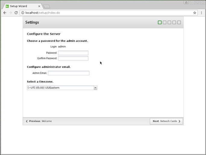 configure utangle firewall