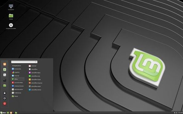 linux mint hidpi support