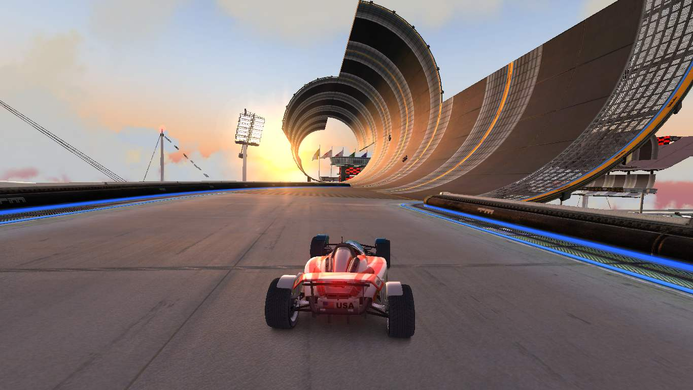 trackmania game available for linux as snap
