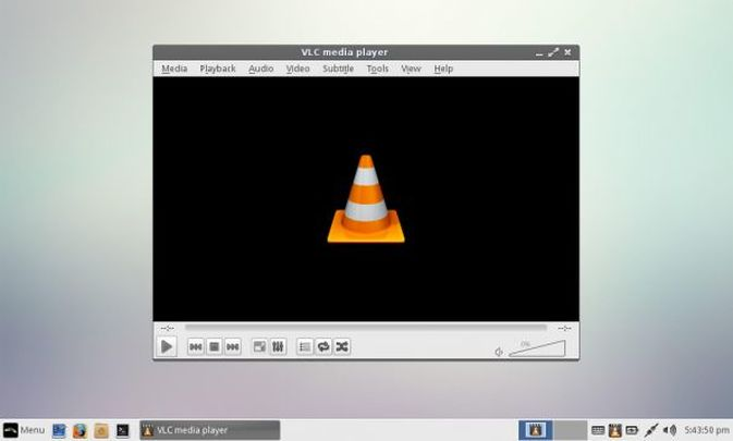 vlc media player for linux