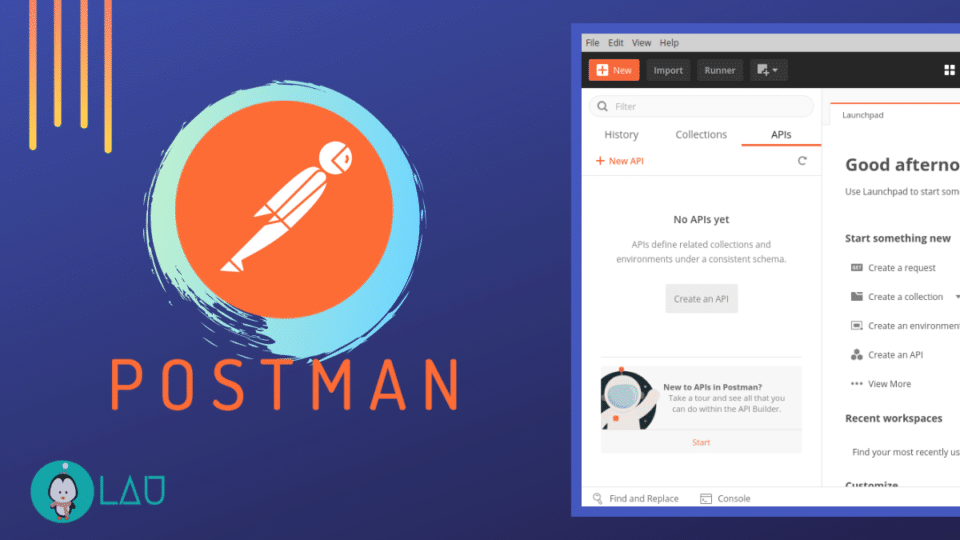 Postman develop api easily